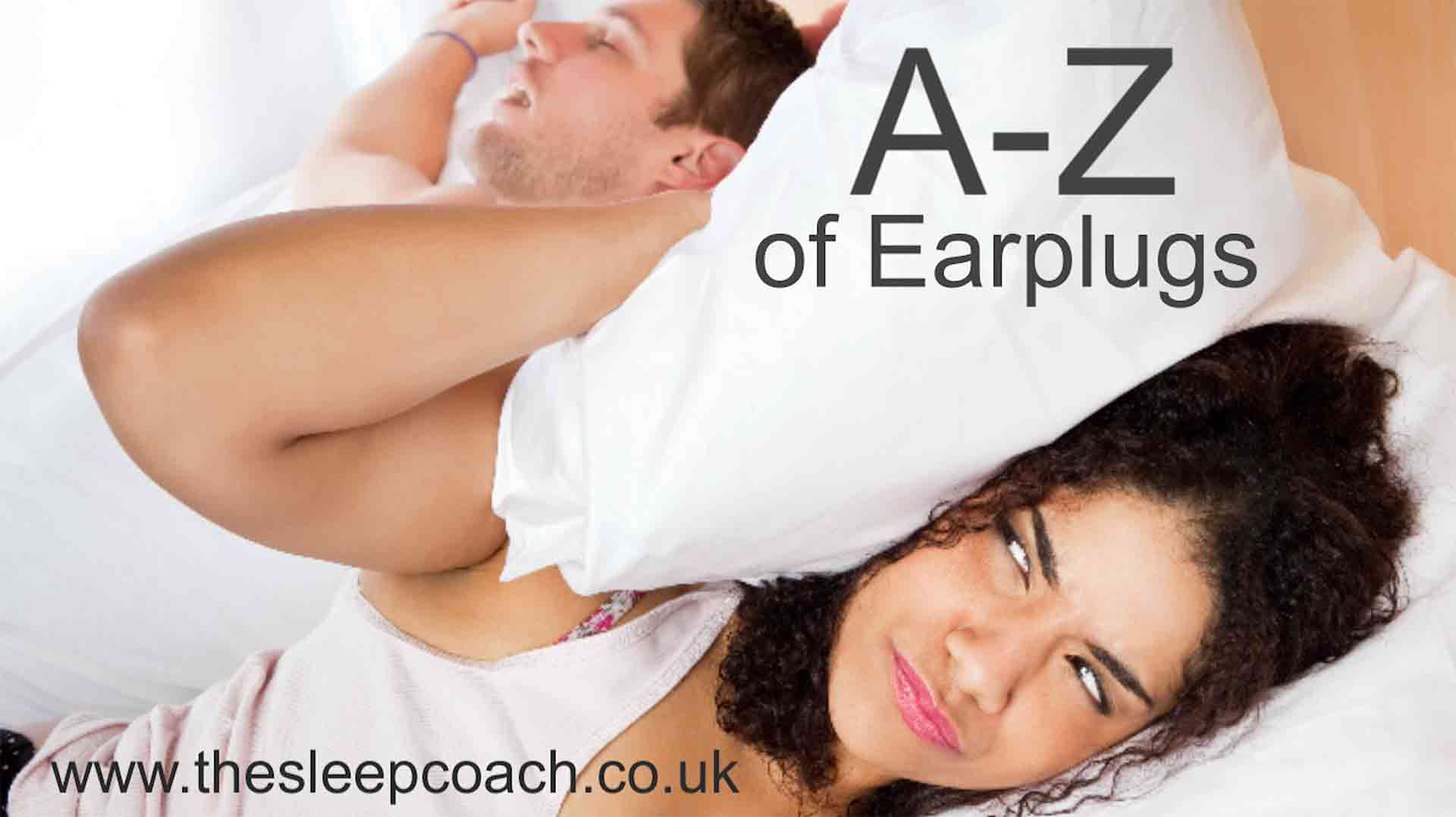 """Featured image for """"A to Z of Sleep Earplugs"""""""