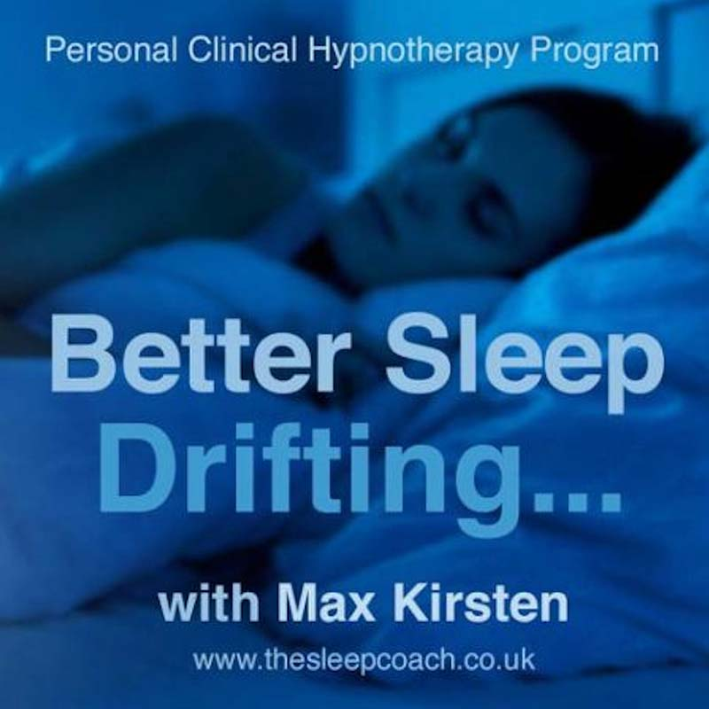 "Featured image for ""Free Better Sleep 'Drifting' MP3 Hypnosis Download"""