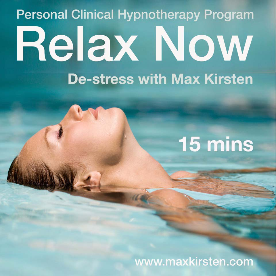 Free Relax Now (15 min) MP3 Hypnosis Download