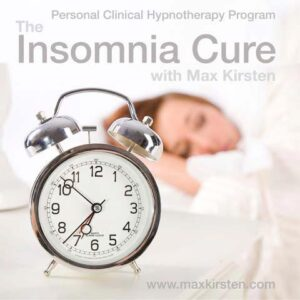 Insomnia Cure With Max Kirsten MP3 Hypnosis Download