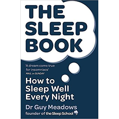 "Featured image for ""The Sleep Book: How to Sleep Well Every Night"""