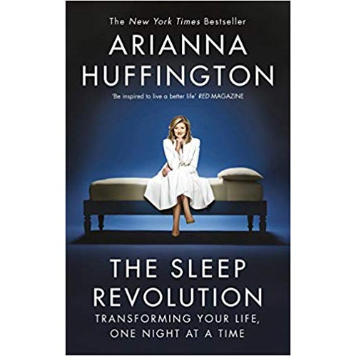 "Featured image for ""The Sleep Revolution: Transforming Your Life, One Night at a Time"""